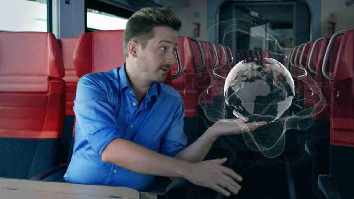 Transportation Helbling Werbung